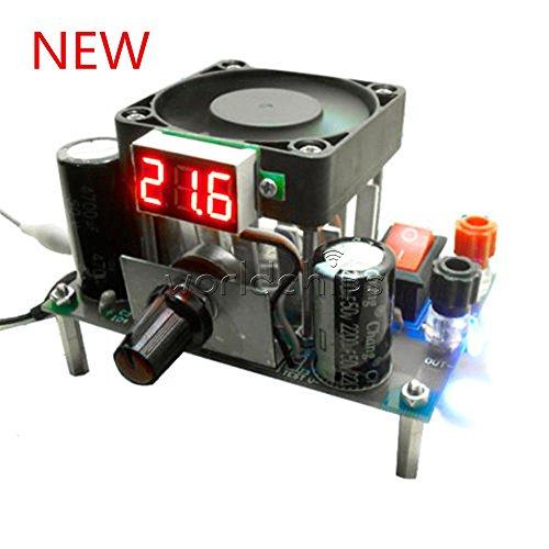 Lukuki 3A/5A LM338K Voltage Regulator Step Down Power Supply Module DIY Kits Components