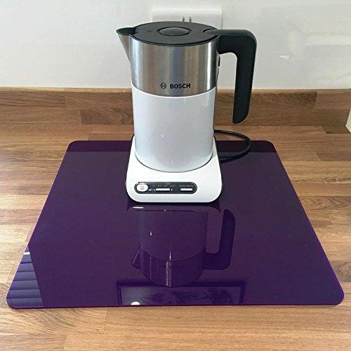 Salvaencimera - Cuadrado - Púrpura - Estándar - 30 x 30 cm