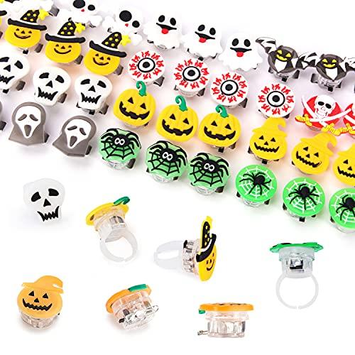 Favores de fiesta de Halloween para niños - CRRMW 68 piezas Juguetes de...