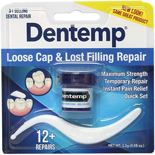 DENTEMP Maximum Strength Dental Repair 2.2 g