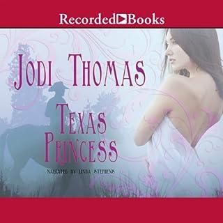 Texas Princess audiobook cover art