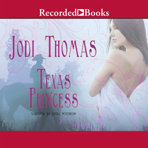 Texas Princess audiobook cover art