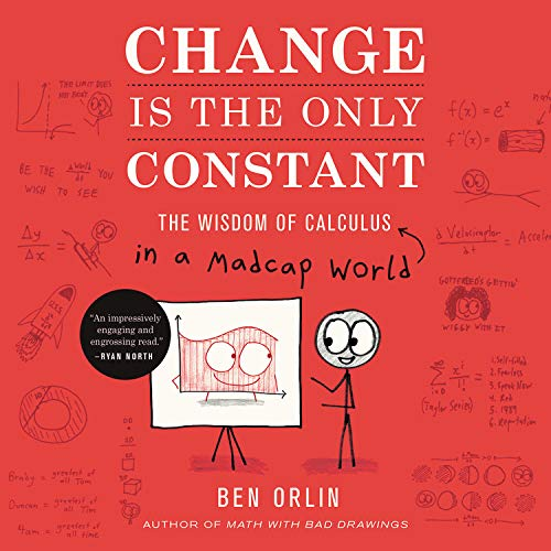 Change Is the Only Constant cover art
