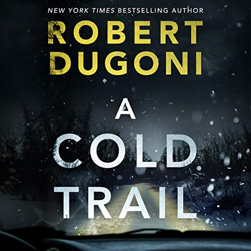 A Cold Trail audiobook cover art