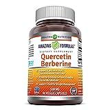 Amazing Formulas Quercetin Berberine - 250mg...