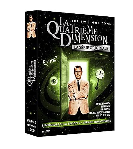La Quatrième Dimension (La série Originale) -Saison 3 [Version remasterisée]
