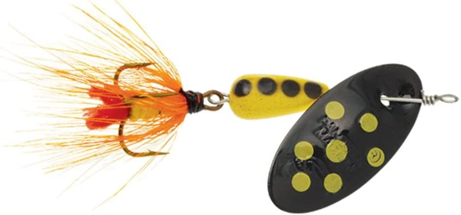 Attention brand Panther Martin Nature Series Spotted Fishing Manufacturer regenerated product Spinner Dressed Fly