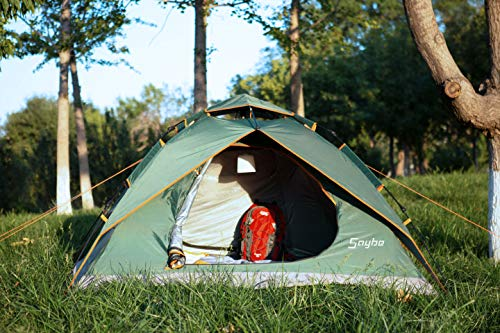 SayBe Outdoor Camping 2-3 People waterproof Tent 1