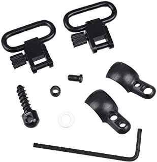 Gocher Sling Mount Kit Split Band Lever Action Sling Swivels for Winchester Marlin Mossberg Hunting Accessories