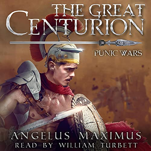 The Great Centurion cover art