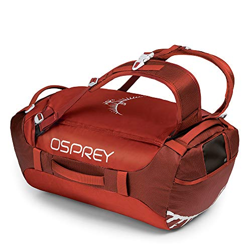 Osprey Transporter 40 Unisex Durable Duffel Travel Pack with...