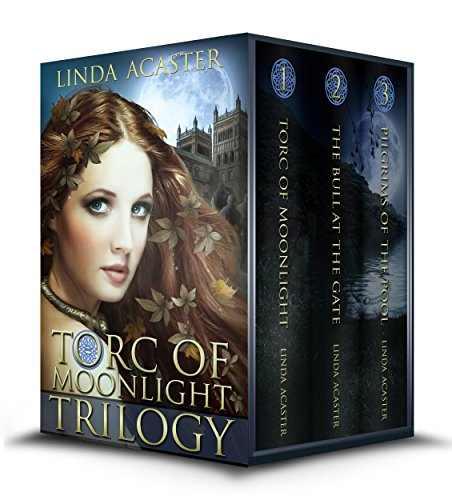 Torc Of Moonlight Trilogy: (Books 1-3)