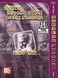 Guitar Arpeggio Studies On Jazz Standards (English Edition)