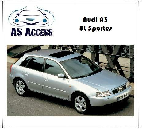 Pack LED Complet A3 S3 8L Sportback Berline