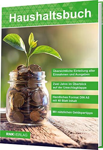 RNK 3131 - Haushaltsbuch, 80 Seiten, DIN A5