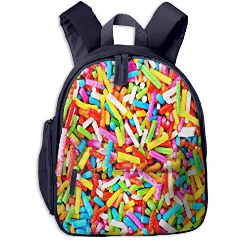 Kinderrucksack Kleinkind Jungen Mädchen Kindergartentasche Backzucker Backpack Schultasche Rucksack