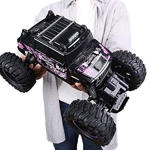 1:14 Cuerpo Relación de escalada de coches todo terreno del vehículo camión de gran tamaño 4WD remoto inalámbrico de control de velocidad de carga Racing Niños Toy Boy del cumpleaños del coche de Navi