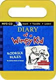 Rodrick Rules (Diary of a Wimpy Kid) by Jeff Kinney (2015-10-14) - Recorded Books on Brilliance Audio - 14/10/2015