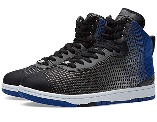 Price comparison product image Nike KD VIII NSW Lifestyle Kevin Durant Collection Men's Basketball Blue Shoes (11.5 D(M) US,  GM Royal / GM RYL-BLK-Mtllc SLVR)