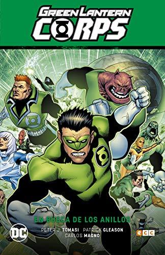 Green Lantern Corps Vol. 04: En Busca De Los Anillos (Gl Saga - La noche más oscura Parte 2)