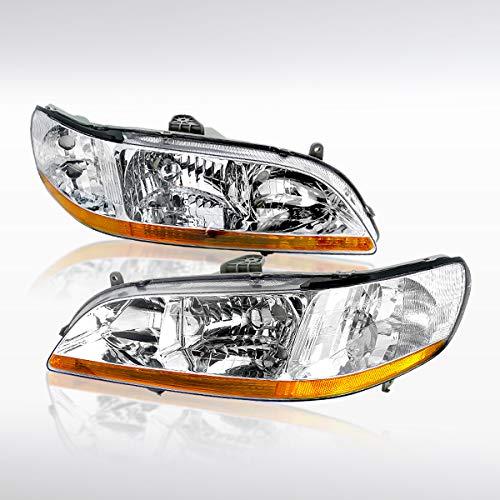 02 honda accord coupe headlights - 4