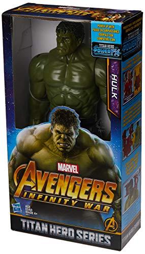 Figurine de Hulk de la Série Titan Hero - 1