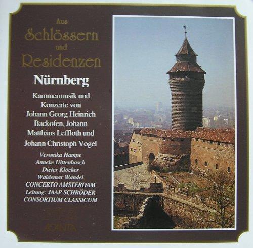 Nürnberg/ aus Schlössern und Residenzen