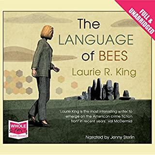 The Language of Bees cover art