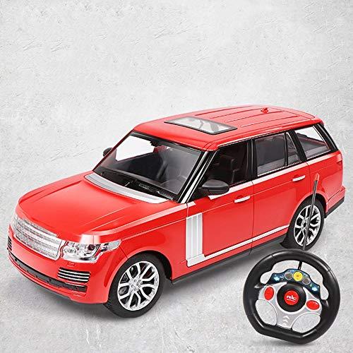Lihgfw Übergroße Lade Fernbedienung Auto-Spielzeug der Kinder Drift Simulation Lenkrad Gravity Fernbedienung 12.05 Geburtstags-Geschenk-Off-Road-Racing (Color : Red 1, Größe : Style 3)