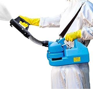 Kacsoo Pulverizador ULV eléctrico portátil de 7L esterilizador nebulizador de Superficie ultrabaja, Adecuado para hospital...