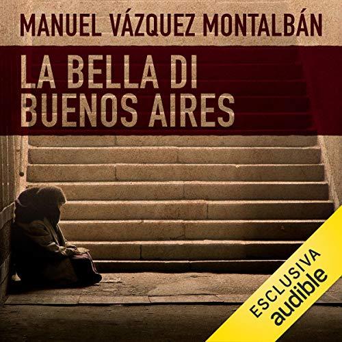 La bella di Buenos Aires copertina