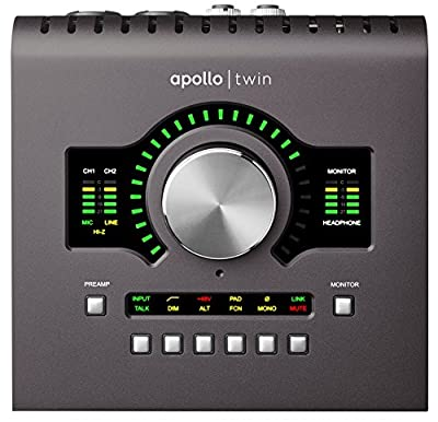 Universal Audio Apollo Twin MKII Solo (APLTWSII) by Universal Audio