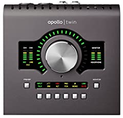 Desktop 2x6 Thunderbolt audio interface for Mac and Windows with world-class 24-bit/192 kHz audio conversion, uncompromising analog design, superior components, and premium build quality Real-time UAD processing for tracking through vintage compresso...