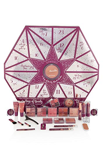 Sunkissed 25 Days of Sunkissed Advent Calender 2019