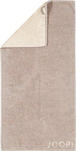Joop! Duschtuch Classic Doubleface 1600 | 30 Sand - 80 x 150