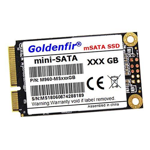 Preisvergleich Produktbild Masterein Goldenfir mSATA 1, 8 Zoll SSD Interne Solid State Laufwerk Platte,  interne Festplatte Disk-SSD mSATA für Laptop PC Computer,  1 TB