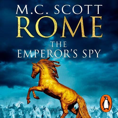 The Emperor's Spy cover art