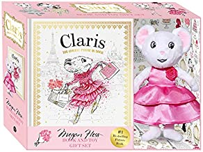 Claris: Book & Toy Gift Set: Claris: The Chicest Mouse in Paris