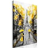 decomonkey Bilder Paris 60x90 cm 1 Teilig Leinwandbilder