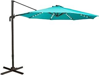 Best cantilever umbrella pole Reviews