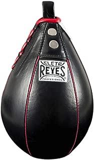 Cleto Reyes Platform Speed Bags - Black Small
