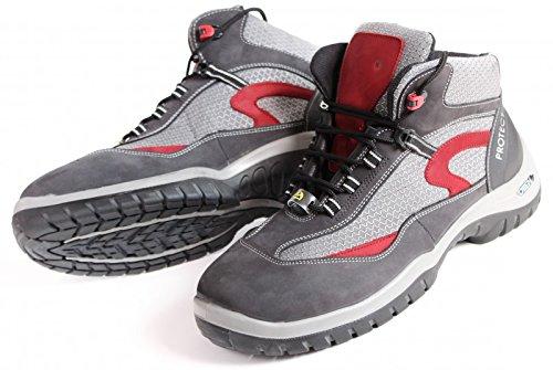 OTTER 71053 veiligheidsschoen werkschoenen schoen laarzen hoog ESD S3 36 EU