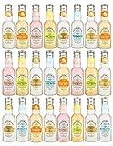 Fentiman\s Mixed Case of Tonics 24 x 125ml