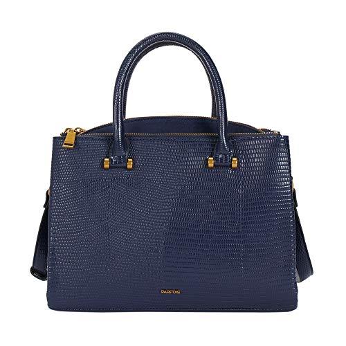 Parfois - Taschen Handtasche Tiere Marineblau - Damen - Größe M - Marineblau