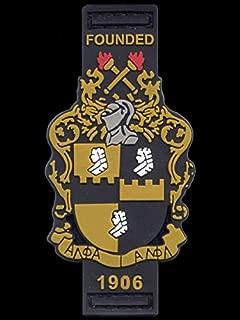 Alpha Phi Alpha Fraternity New Greek Lanyards with PVC Shields