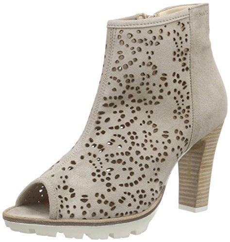Marc Shoes Damen Shakira Kurzschaft Stiefel, Grau (Taupe 260), 41 EU
