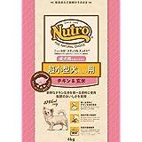 2個セット ニュートロ ナチュラルチョイス プレミアムチキン 超小型犬 成犬用 チキン&玄米 4kg×2個セット