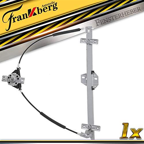 Frankberg Fensterheber Ohne Motor Vorne Links für Golf II Jet TA II 19E 1G1 19E 1G2 165 1983-1992 191837401B