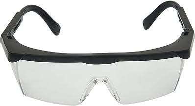 نظارات أمان قابلة لتعديل الطول - شفافة