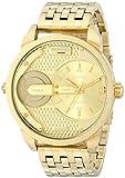 Diesel Herren Analog Quarz Uhr mit Edelstahl Armband DZ7306